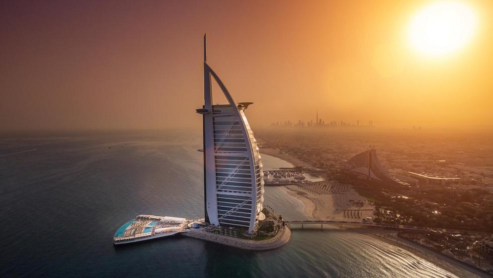 L'albergo a vela di Dubai