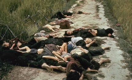 Svelato il massacro di My Lai
