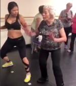 90 anni dance