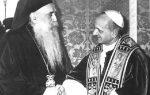 La riconciliazione tra Chiesa Romana e Chiesa Ortodossa
