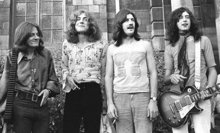 Il premio e le lacrime dei Led Zeppelin
