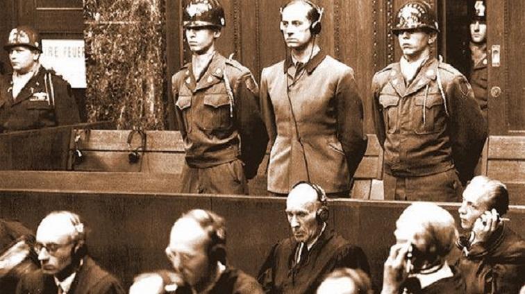 I medici sotto processo a Norimberga