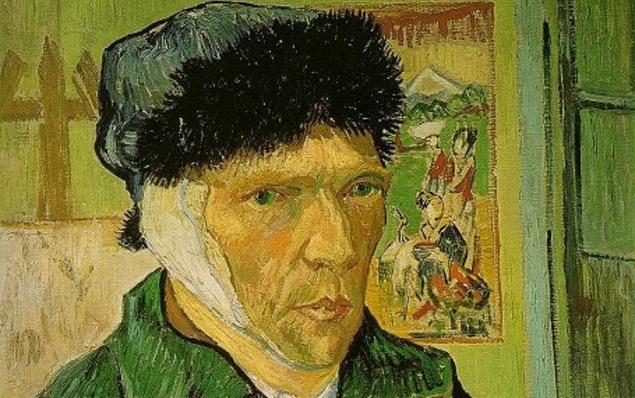 I tormenti di Vincent Van Gogh