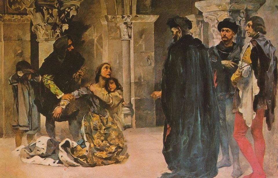 Inés de Castro, regina post-mortem