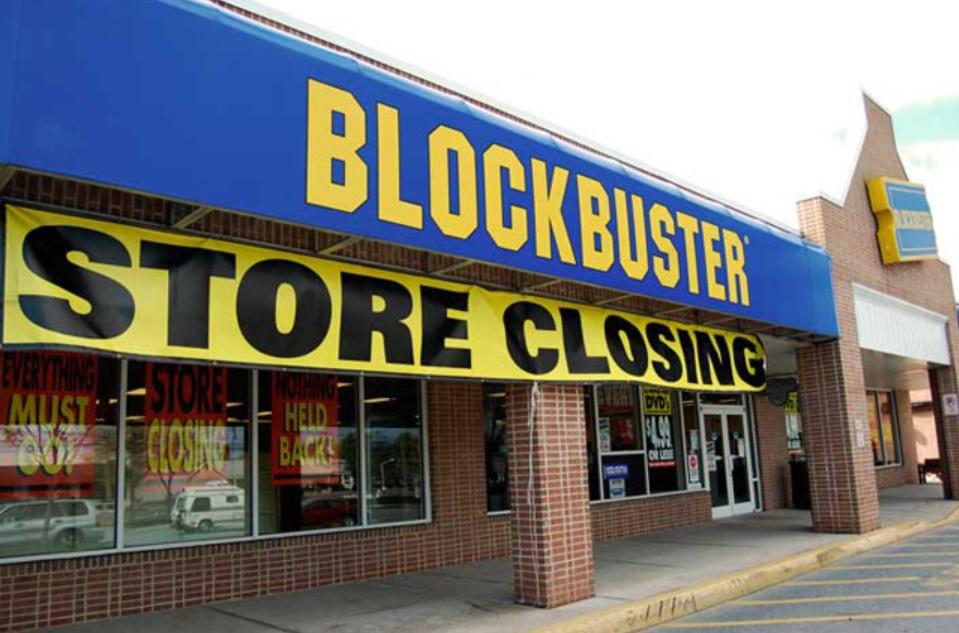 L'ultimo Blockbuster