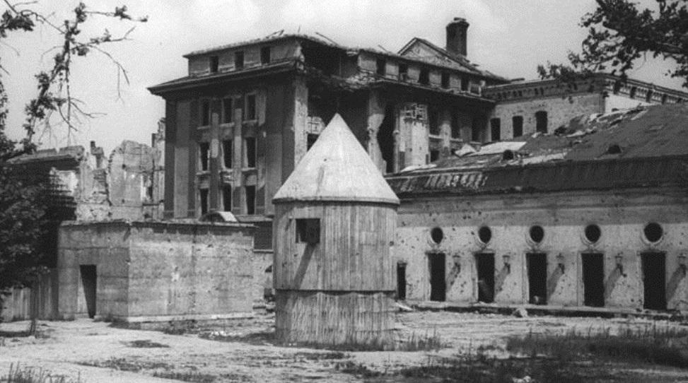 L'ultimo rifugio di Hitler