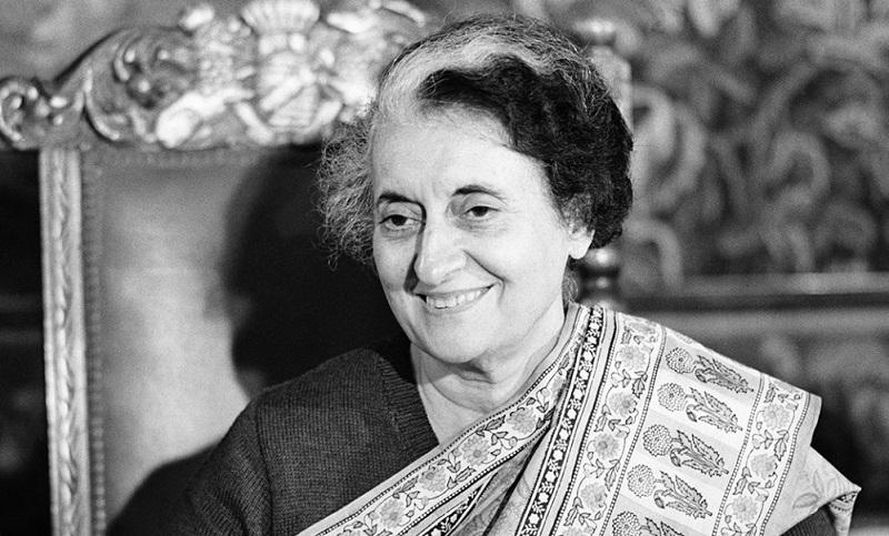 """Indira Gandhi, la """"lady di ferro"""" indiana"""