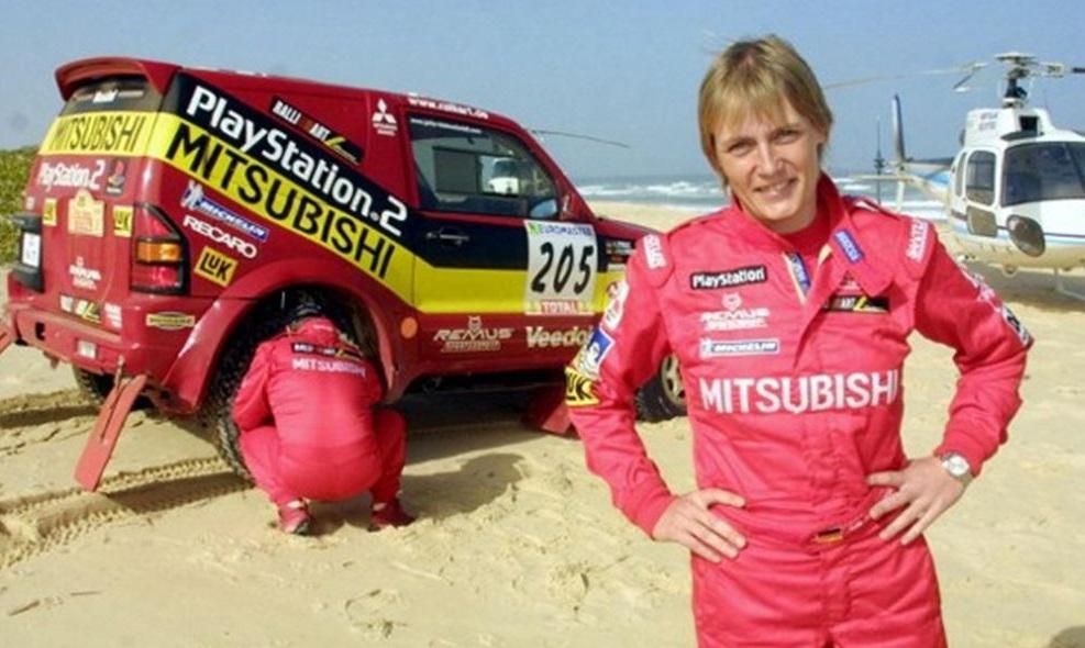 La donna che vinse la Parigi-Dakar