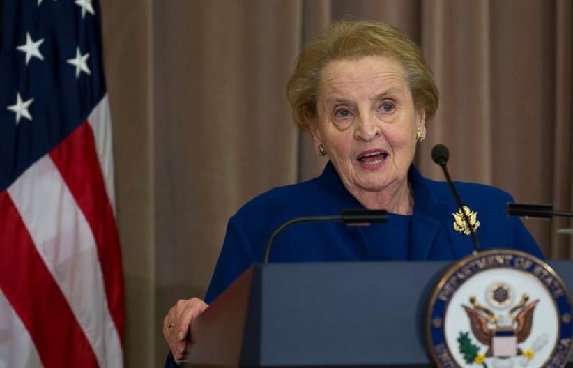 La prima donna Segretaria di Stato statunitense