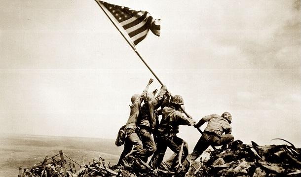 La foto di Joe Rosenthal a Iwo Jima – L'ultima servitù della gleba – Il primo pentito delle Brigate Rosse