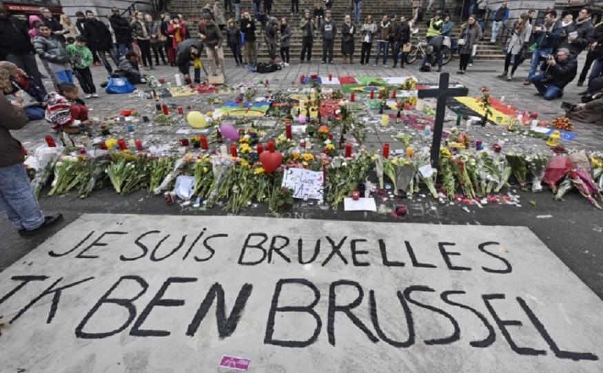 Gli attentati di Bruxelles