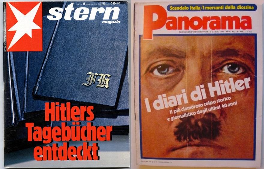 I falsi diari di Hitler – La scoperta del Brasile – Il primo Orlando Furioso