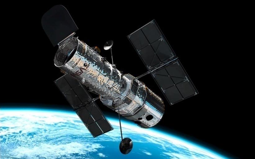 Il lancio del Telescopio Hubble