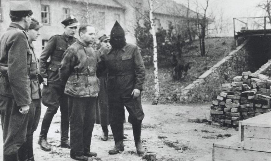 L'esecuzione del comandante di Auschwitz