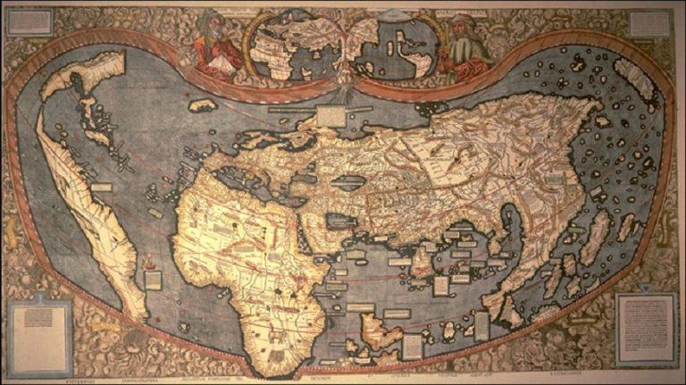 L'America dell'Universalis Cosmographia