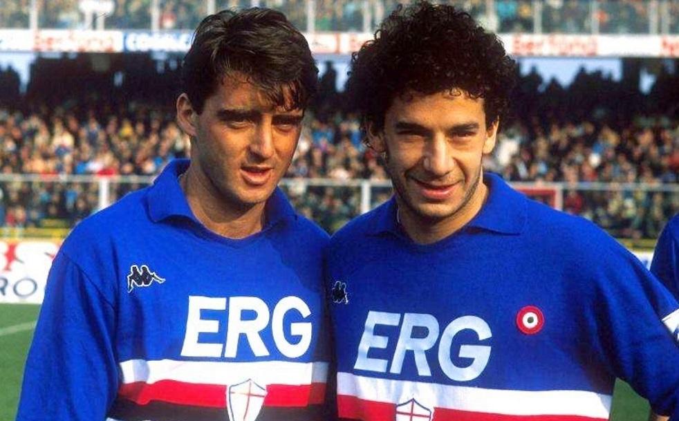 Lo scudetto della Sampdoria