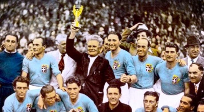 Il secondo mondiale degli Azzurri – Nasce la Festa del Papà – La morte di Francesco Baracca