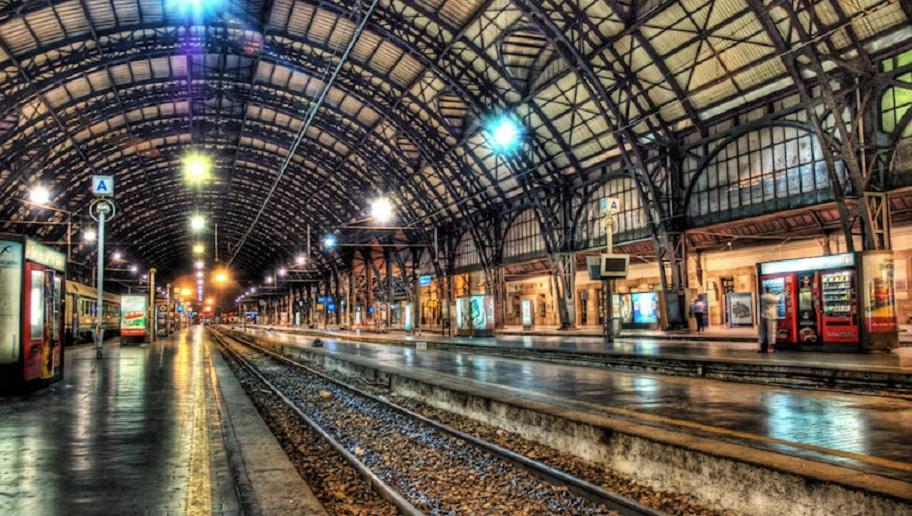L'inaugurazione di Milano Centrale