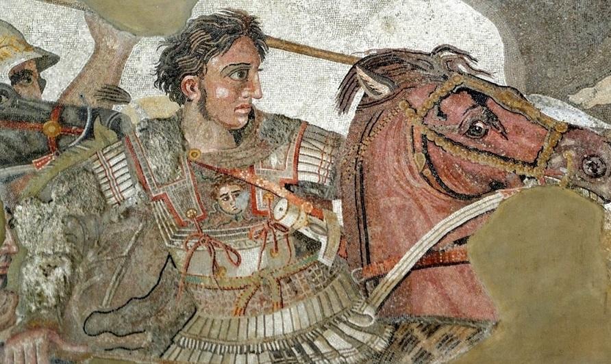 L'impresa di Alessandro Magno – Greenwich, il primo meridiano – Il più antico antenato dell'uomo