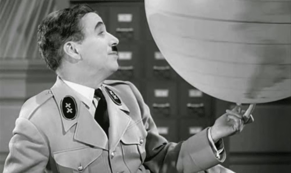 Il Führer visto da Chaplin