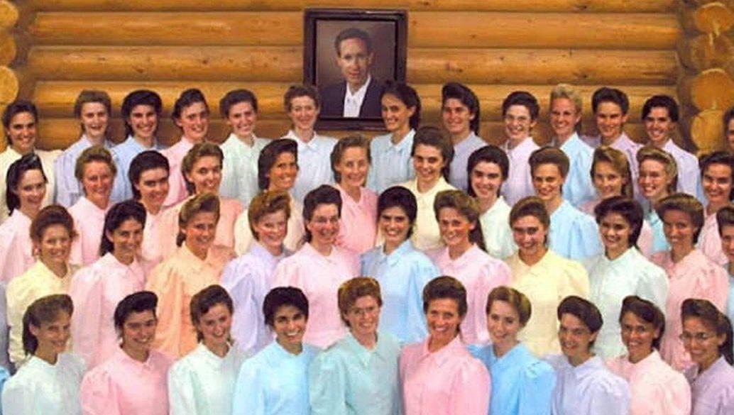 I Mormoni e la poligamia