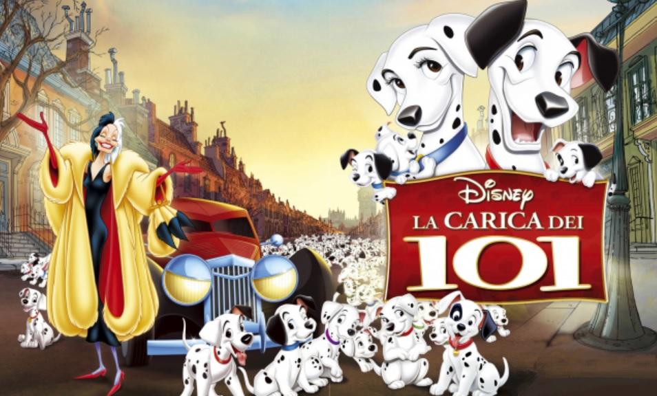La Carica dei 101 al cinema