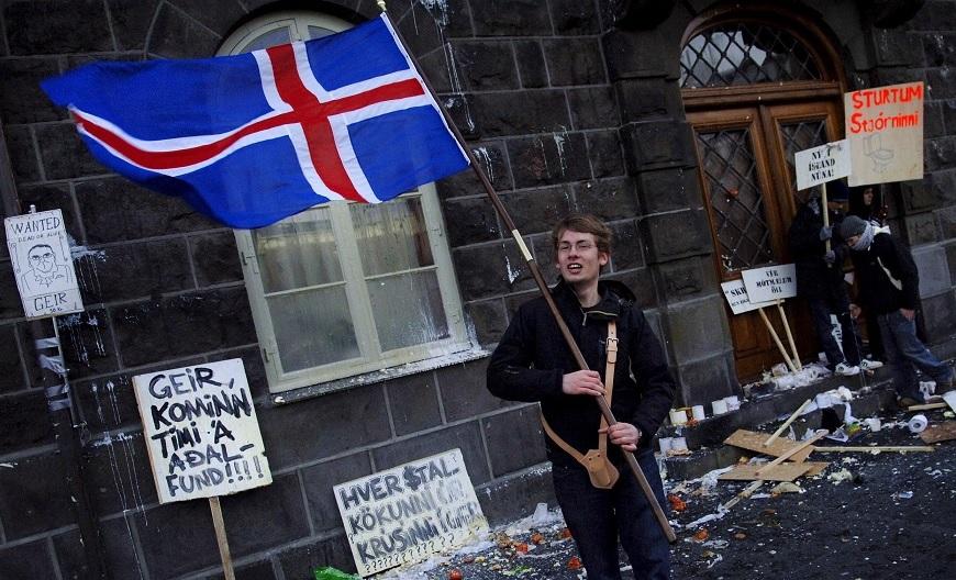 La crisi e il miracolo islandese