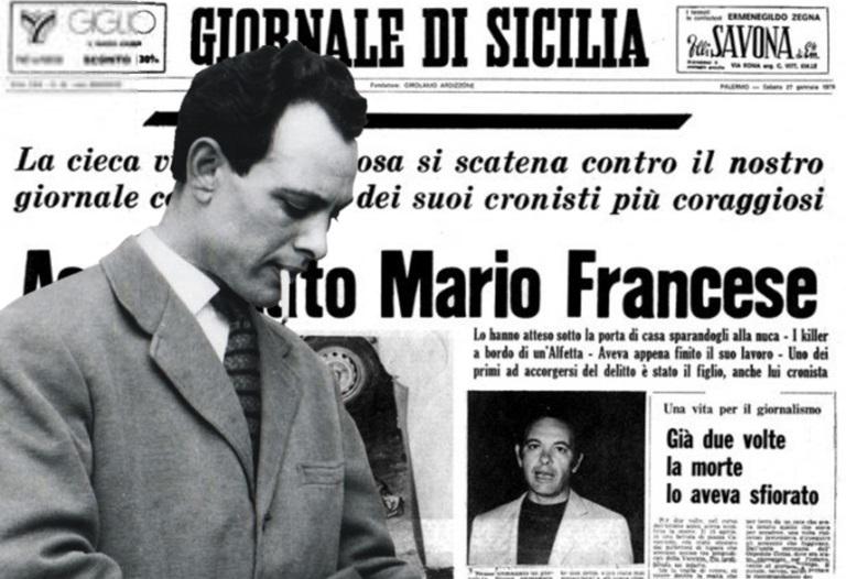 L'assassinio di Mario Francese