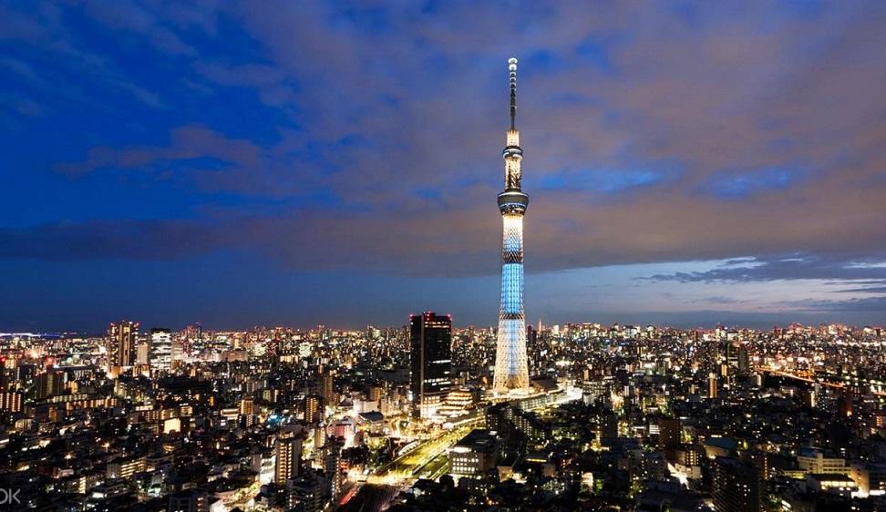 La torre più alta del mondo