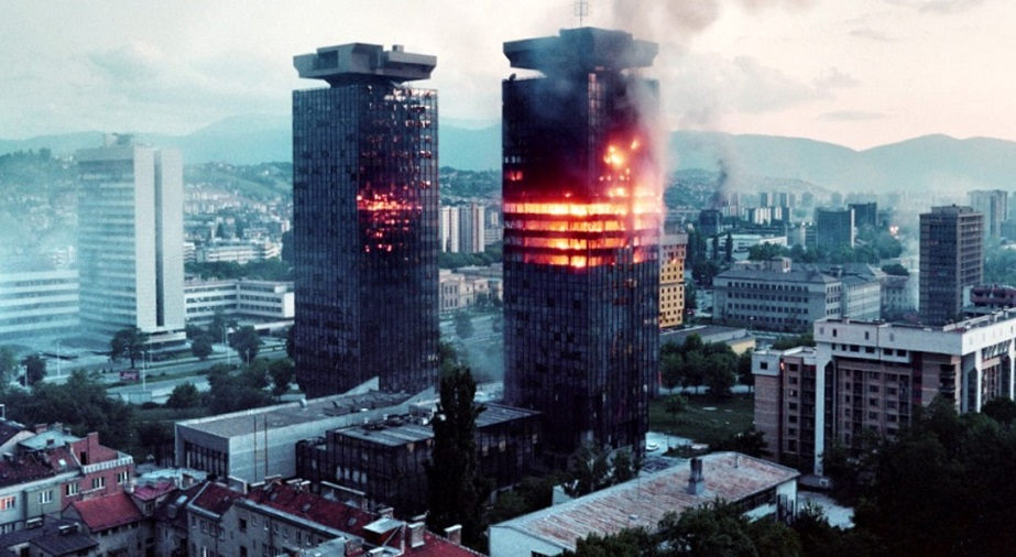 L'assedio di Sarajevo – L'ultimo bombardamento sull'Italia – La morte di Kurt Cobain