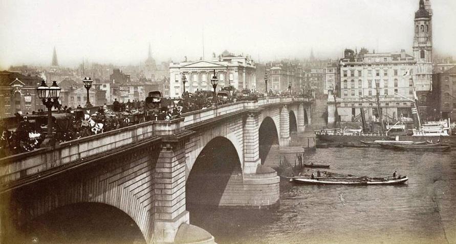 Il più antico ponte di Londra