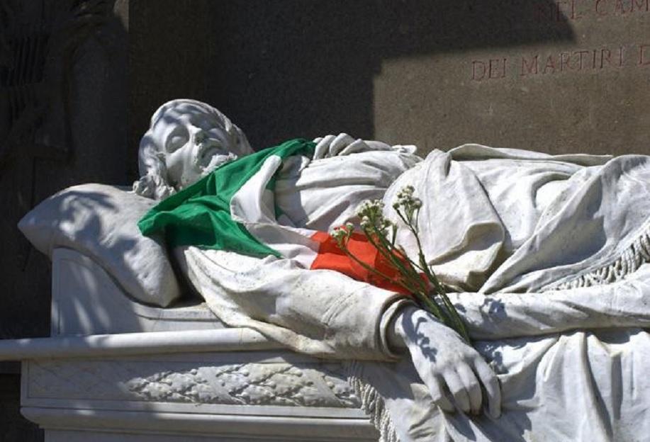Mameli, morte di un ragazzo italiano – Il vaccino di Pasteur – L'esordio italiano del Tenente Colombo