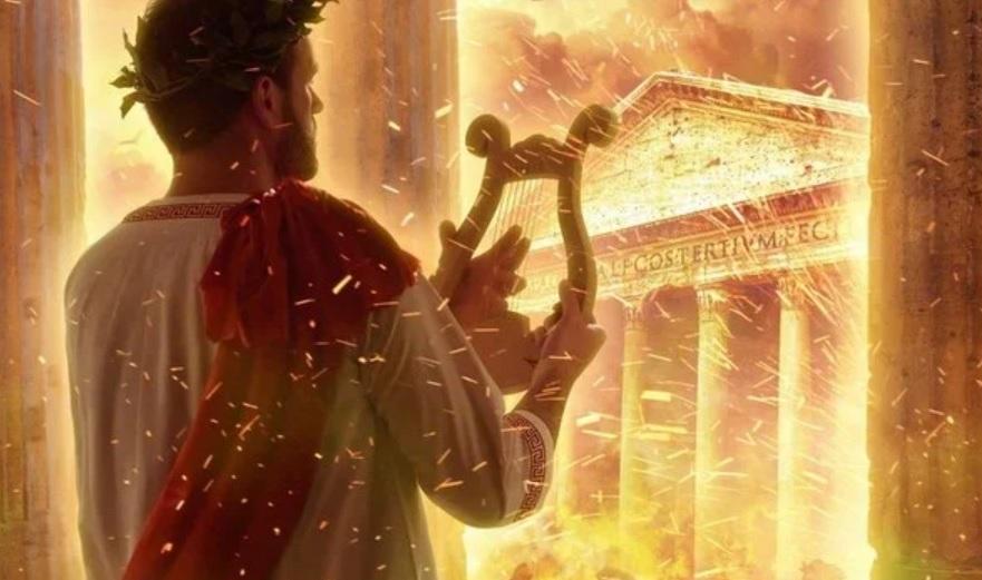 Il Grande incendio di Roma – La strage al McDonald's californiano – La tragica fine di Fabio Casartelli