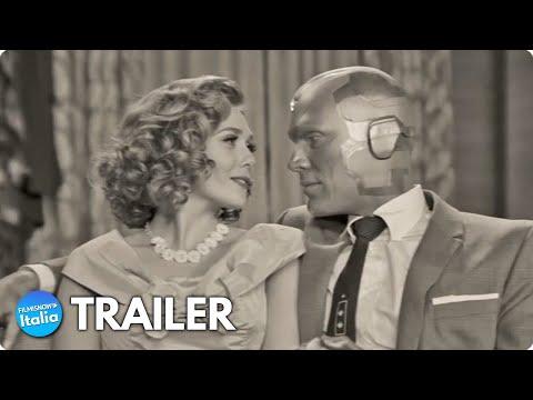 """WANDAVISION (2020) Trailer VO """"Reality"""" della Serie TV dell'MCU"""