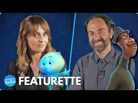 SOUL Featurette (2020) Intervista Doppia a Paola Cortellesi e Neri Marcorè