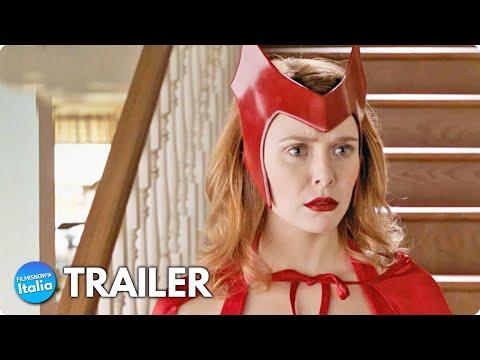 WANDAVISION (2021) NUOVO Trailer ITA della Serie TV dell'MCU