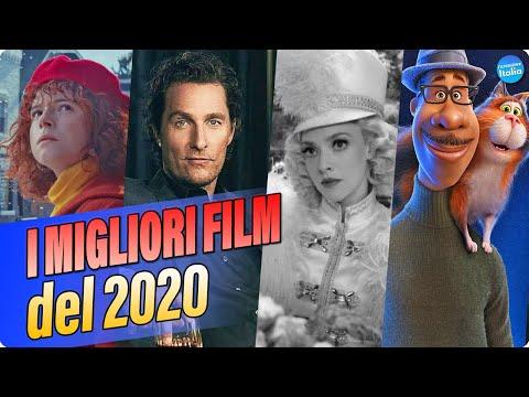 I MIGLIORI FILM del 2020: I Titoli più Belli di Quest'Anno
