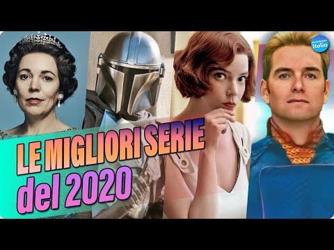 Guida alle MIGLIORI SERIE TV del 2020 – Le Serie In Streaming più Belle dell'Anno