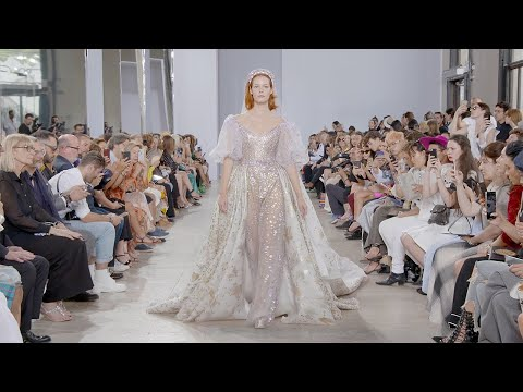 Georges Chakra   Haute Couture Fall Winter 2019/2020   Full Show