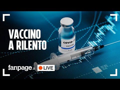 Coronavirus: rallenta la campagna vaccinale, preoccupa la variante inglese. Aggiornamenti in diretta