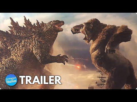 GODZILLA Vs. KONG (2021) Trailer VO del Monster Movie