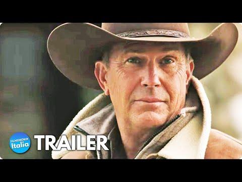 YELLOWSTONE (2021) Trailer ITA della Serie TV con Kevin Costner