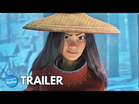 RAYA E L'ULTIMO DRAGO (2021) Nuovo Trailer VO dell'eroina Disney