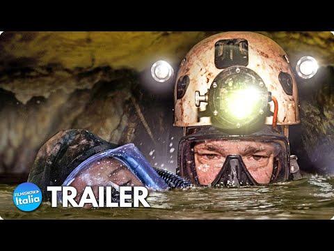 THE CAVE – Acqua alla Gola (2021) Trailer ITA del thriller di Tom Waller