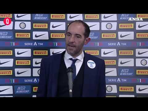 """Inter, Stellini: """"Eriksen? Grande gara, come tutta la squadra"""""""