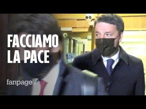 """Tra Renzi e Conte la pace è più vicina. Crippa (M5S): """"Nessuno ha chiesto la testa di Bonafede"""""""