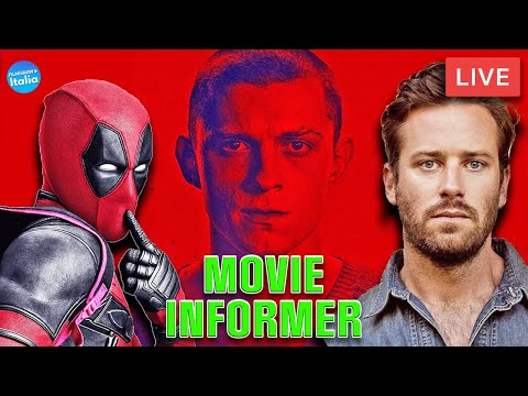 Armie Hammer: Il Declino – Deadpool nell'MCU – Tom Holland: Trailer di Cherry