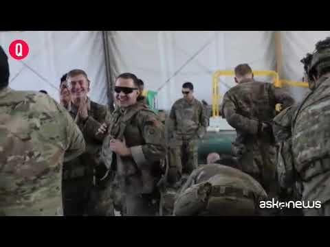 Iraq, Pentagono: ridotte a 2.500 uomini le truppe Usa
