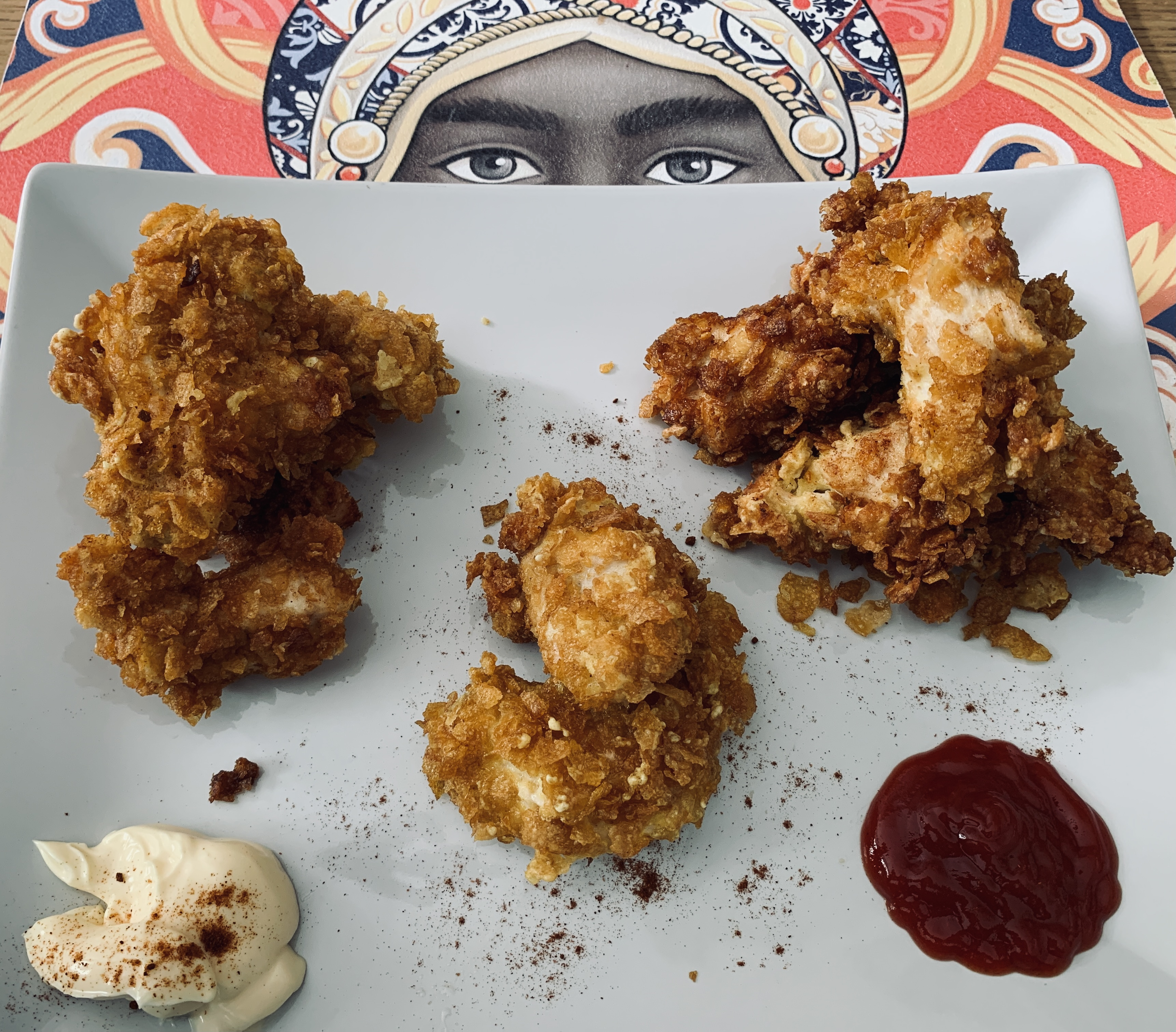 Filetti di pollo croccanti