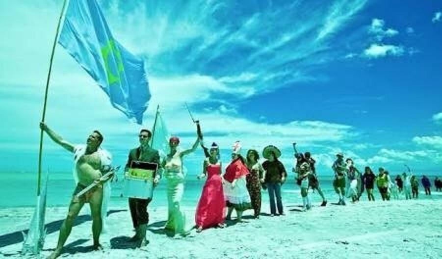 Il fantomatico Regno Gay e Lesbo nel Mar dei Coralli